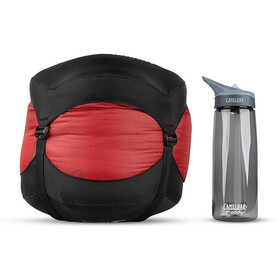 Sea to Summit Alpine ApIII Sleeping Bag Regular crimson/fiery red